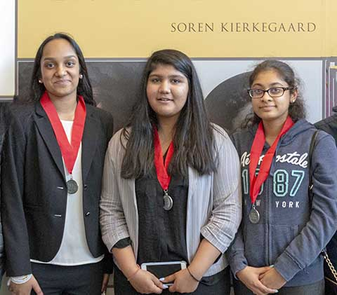FCPS Students Capture Four First Place Awards at 2019 Virginia