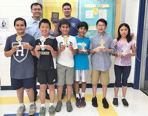 Haycock ES Students Excel at Math Olympiad | Fairfax County
