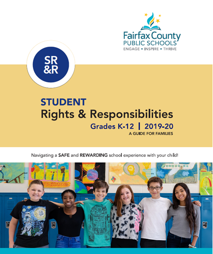 Student Rights and Responsibilities Guide Cover
