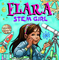 image of Elara STEM Girl book