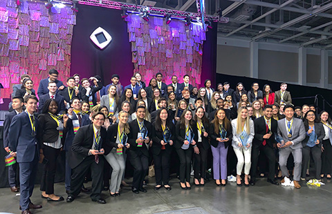 Two Hundred Five Students Qualify to Compete at DECA
