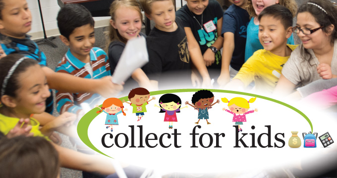 Collect for Kids logo