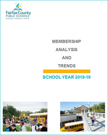 Cover Page to the Membership Analysis and Trends Report