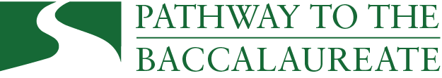 Pathway to the Baccalaureate Logo