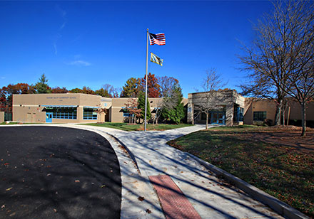 Sunrise Valley Elementary School Front Entrance